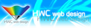 web制作のHWC web designへのリンク